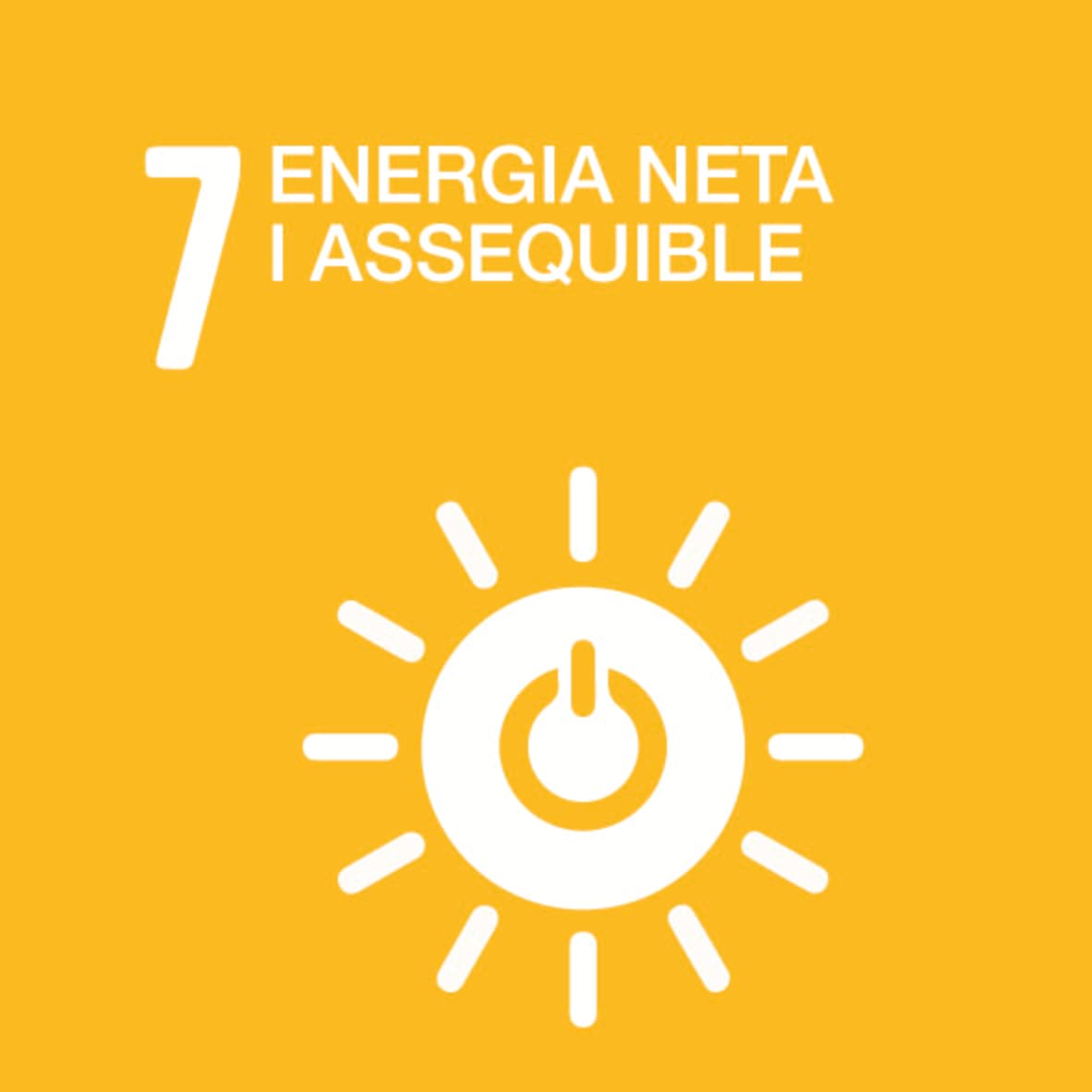 Energia neta i assequible - ODS - Diputació de Barcelona