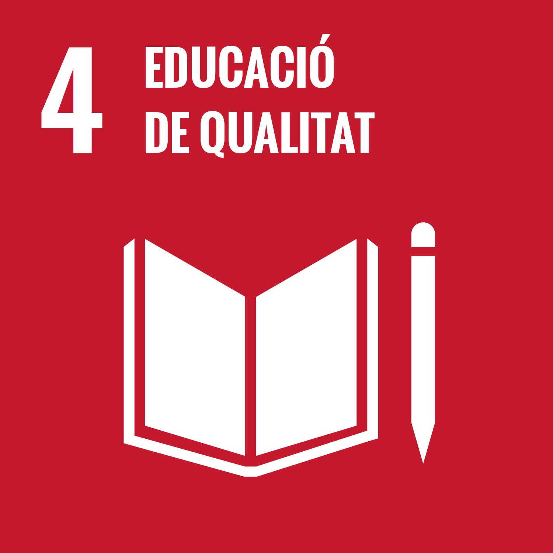 Educació de qualitat - ODS - Diputació de Barcelona