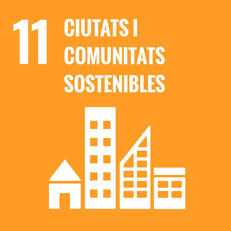 Ciutats i comunitats sostenibles - ODS - Diputació de Barcelona